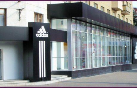 ТЦ Adidas