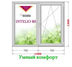 Intelio 80 by Rehau